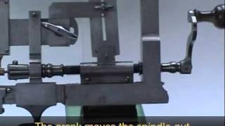 getlinkyoutube.com-Watchmaking, making a fusee, part 1 of 3