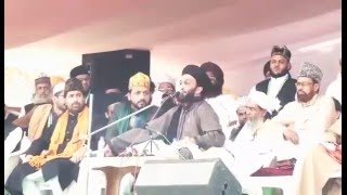 Complete Video | Pir Saqib Shaami on Dr Tahir ul Qadri - India, Dehli | World Sufi Conference