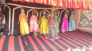 Kathputli dance ( traditional dance of Rajasthan)