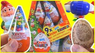 getlinkyoutube.com-Киндер Сюрприз 1999 года, редкий набор киндеров в праздничных колпачках (Rare Kinder Surprise)