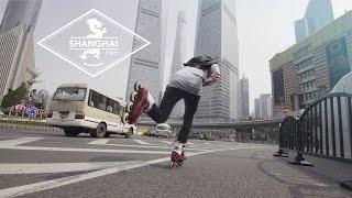 getlinkyoutube.com-Freeskate in Shanghai 80mm Episode 2