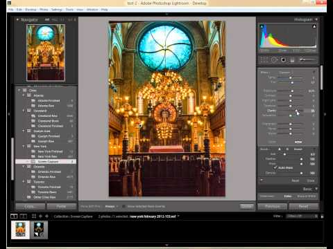 Lightroom 4 Develop Module - Extreme Recovery
