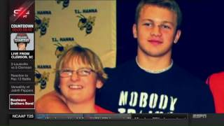 getlinkyoutube.com-Marty Smith Boulware Family Feature on SportsCenter