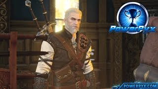 getlinkyoutube.com-The Witcher 3 Blood and Wine - Manticore Witcher Gear Set Locations & Showcase