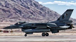 getlinkyoutube.com-Warplanes On The Runway • Red Flag Air Combat Exercise