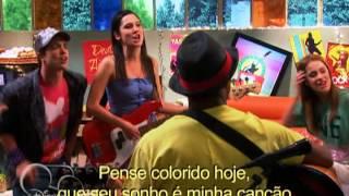 getlinkyoutube.com-Ven y Canta Legendado - Violetta