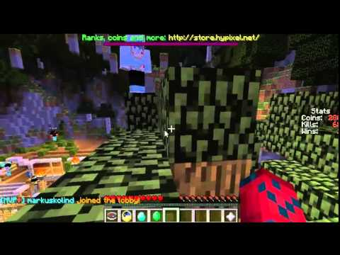 Minecraft Suvival games #2 : PARKOUR