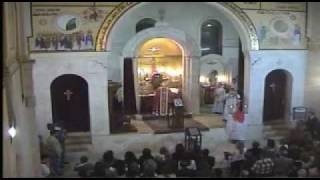 getlinkyoutube.com-قداس عيد الفصح في كاتدرائية مار افرام حلب-سورياSyriac Easter in aleppo