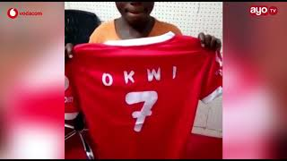 J Munyama ametimiza ndoto ya Okwi wa Bukoba