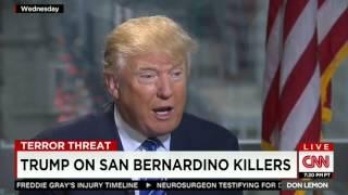 """getlinkyoutube.com-Ahmed Shihab-Eldin on CNN: """"Trump is Dangerous, Divisive & Disgusting"""""""