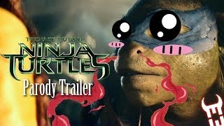 getlinkyoutube.com-Teenage Mutant Ninja Turtles 2014 (Sexy Parody Trailer)