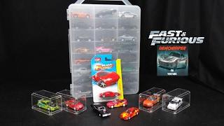 getlinkyoutube.com-Speed & Furious - W Motors Lykan Hypersport 1:64 Model - Fast & Furious 7