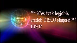 getlinkyoutube.com-*** 90'es évek legjobb, eredeti DISCO slágerei *** 1:47:37