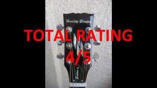 getlinkyoutube.com-Harley Benton SC Custom Review
