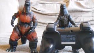 Godzilla Plays Godzilla