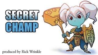 League of Legends : Secret Character