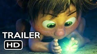 getlinkyoutube.com-The Good Dinosaur Official Trailer #2 (2015) Disney Pixar Animated Movie HD