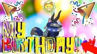 getlinkyoutube.com-ANIMAL JAM| My birthday!!!