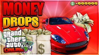 "getlinkyoutube.com-GTA 5 Online : ""Unlimited Money Drops"" How to get FREE $ After All Patches! (GTA V Money)"
