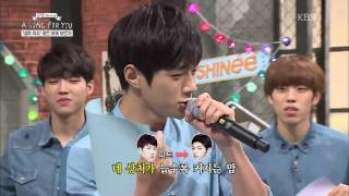 getlinkyoutube.com-150809 A Song For You 인피니트(INFINITE) - 내꺼하자 part change ver