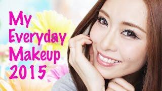 私の毎日メイク♡My Everyday Makeup♡