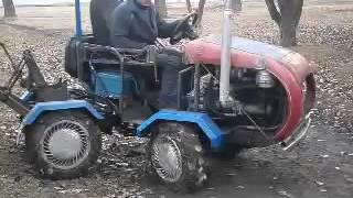 getlinkyoutube.com-саморобний трактор