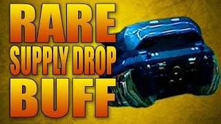 getlinkyoutube.com-RARE SUPPLY DROPS HAVE BEEN BUFFED! (Black Ops 3 Rare vs Common Supply Drop)