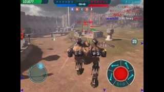 getlinkyoutube.com-Griffin(AC Molot)-Walking War Robots(WWR)