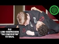 BJJ Lung Compression The Constrictor Submission Tutorial