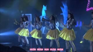 【HD繁體中字】  A Pink  - HUSH @ Pink Paradise 1st Concert Live