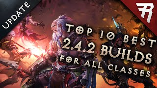 getlinkyoutube.com-META UPDATE: Top 10 Best Builds for Diablo 3 2.4.2 (All classes)