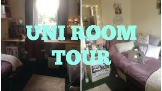 getlinkyoutube.com-Uni Room Tour // MMU Halls