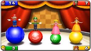 Mario Party Island Tour All Minigames