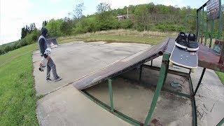 getlinkyoutube.com-World's WORST Skatepark!?