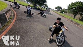 getlinkyoutube.com-Trike Drifting + Motors = Awesomeness
