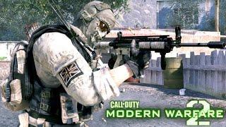 getlinkyoutube.com-Call of Duty Modern Warfare 2: Takedown Mission Gameplay Veteran