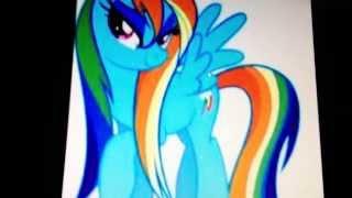 getlinkyoutube.com-Rainbow dash and rainbow blitz bad boy