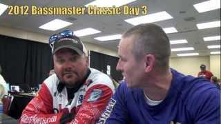 getlinkyoutube.com-Elite Series pro Greg Hackney talks about what happened during the 2012 Bassmaster Classic
