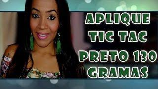 getlinkyoutube.com-Colocando Aplique Tic Tac Preto 130 Gramas