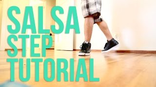 How to Breakdance | Salsa Steps | Top Rock Basics