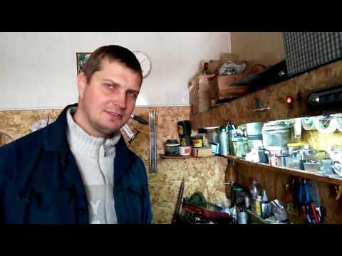 """""""ГТ"""" ЗАМЕНА РУЛЕВОЙ КРЕСТОВИНЫ!"""