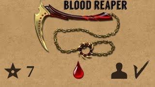 getlinkyoutube.com-Shadow Fight 2 - Blood Reaper - Review