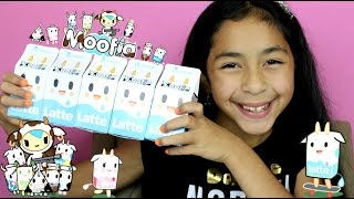 Tokidoki Moofia Latte Opening Surprise Milk Boxes| B2cutecupcakes
