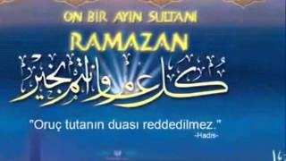 Yeni Ramazan İlahisi-E.Kenan Aklan