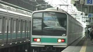 getlinkyoutube.com-JR東日本 203系、209系1000番台