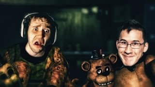 getlinkyoutube.com-GMod w/ MARKIPLIER! | Freddy & Golden Freddy!