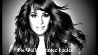 getlinkyoutube.com-Lea Michele - To find you (Deutsche Übersetzung)