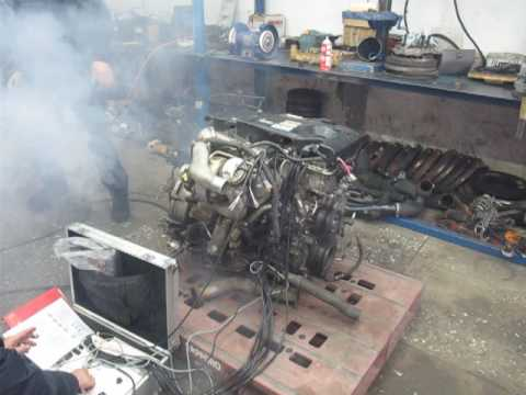 Тест двигателя 4 jj1 2008 год.