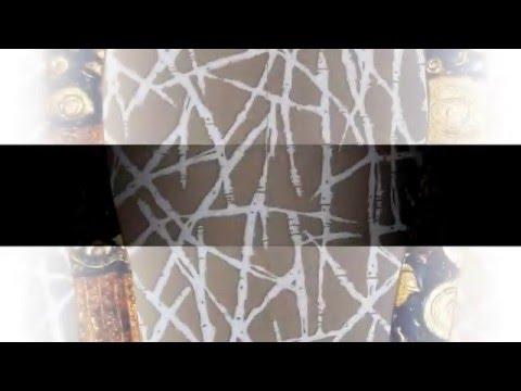 Marco de espejo inspiración Gustav Klimt / Inspired frame by Gustav Klimt