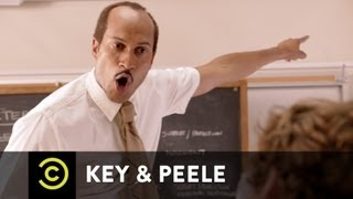 getlinkyoutube.com-Key & Peele - Substitute Teacher